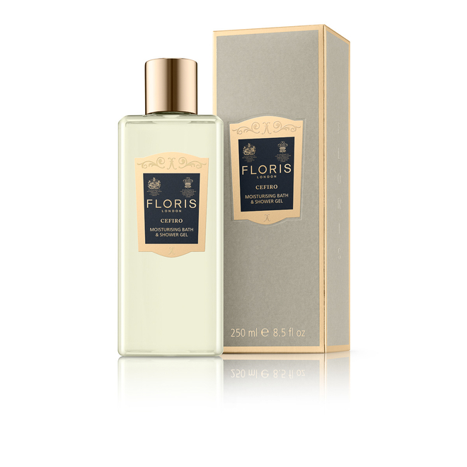 Floris Bath and Shower Gel - Cefiro