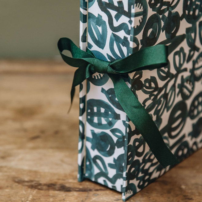 Bluebellgray for Burford A4 Keepsake Boxes - Pomegranate