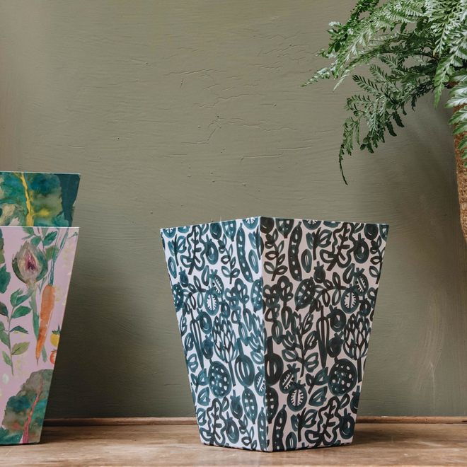 Bluebellgray for Burford Waste Paper Bins Wee Pomegranate