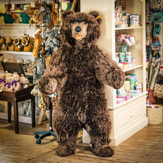 Giant Steiff Bear