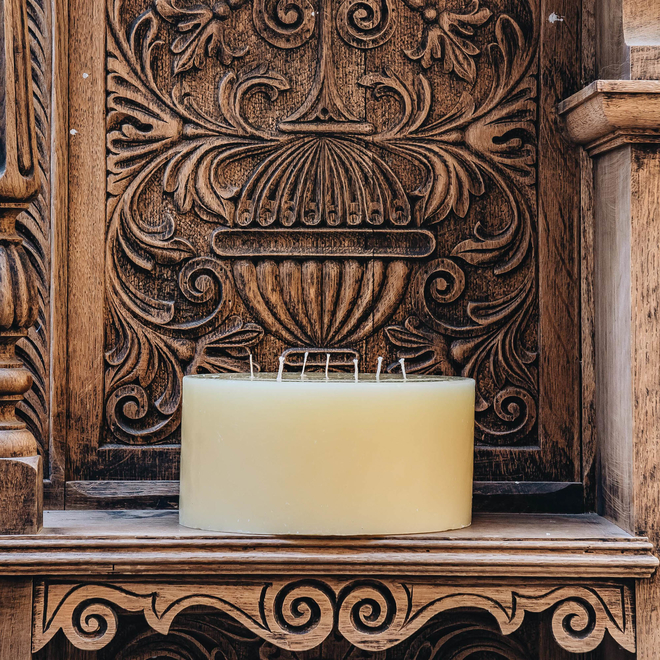 Burford's Church Candle 7-wick