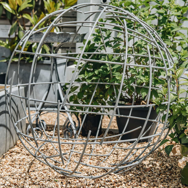 Zinc Nest Ball, Large