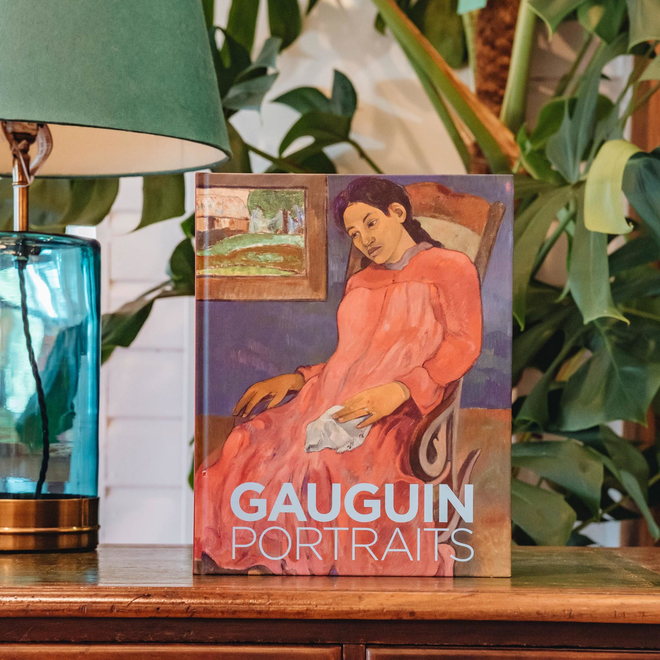 Gauguin: Portraits edited by Cornelia Homburg and Christopher Riopelle