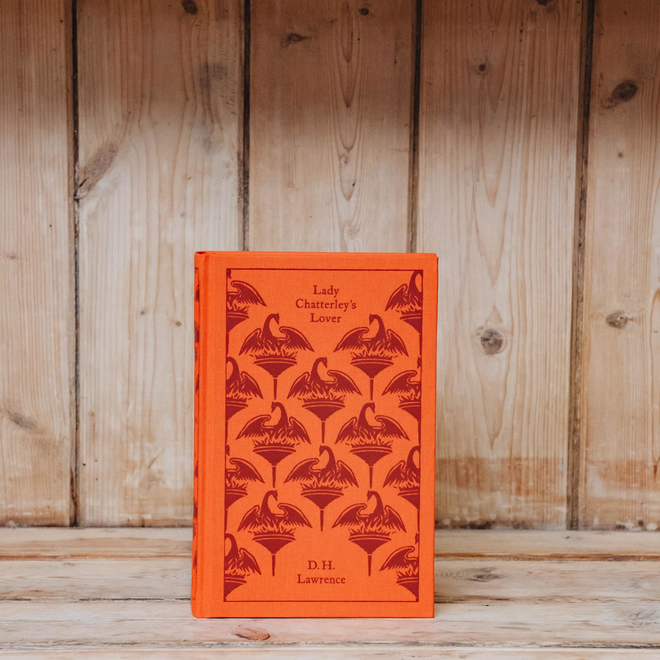 Penguin Classics, Lady Chatterley's Lover, Lawrence