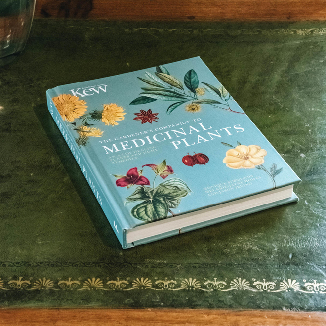 The Gardener's Companion to Medicinal Plants (view of cover)