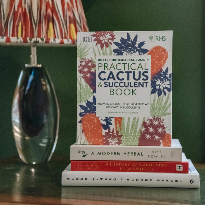 Practical Cactus and Succlent Book from the RHS