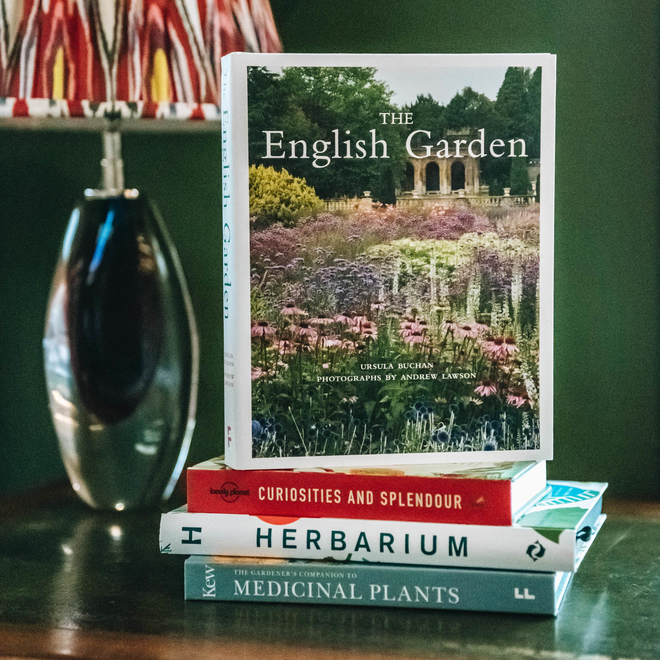 The English Garden by Ursula Buchan