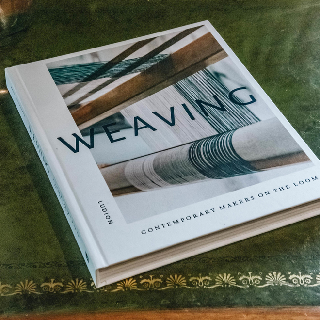 Weaving: Contemporary Makers on the Loom by Katie Treggiden