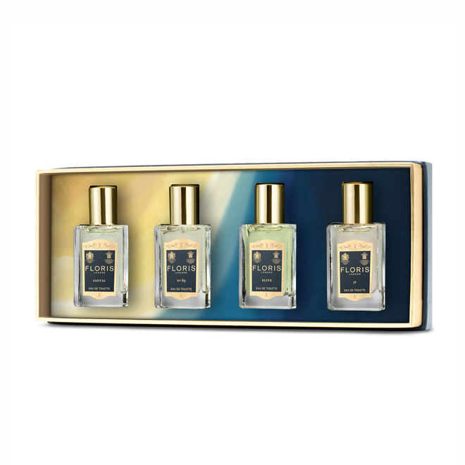 Floris Fragrance Travel Collection for Him