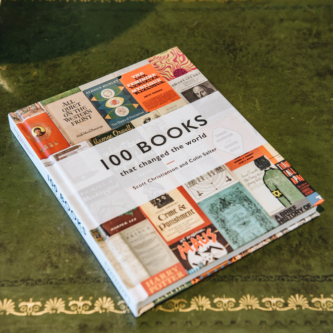 100 Books that Changed the World by Scott Christianson & Colin Salter