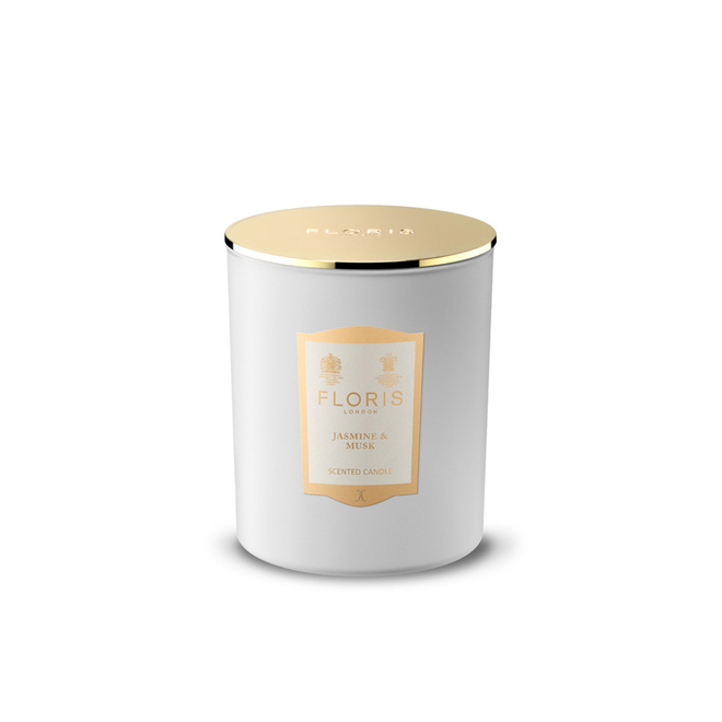 Floris Candles, Jasmin and Musk