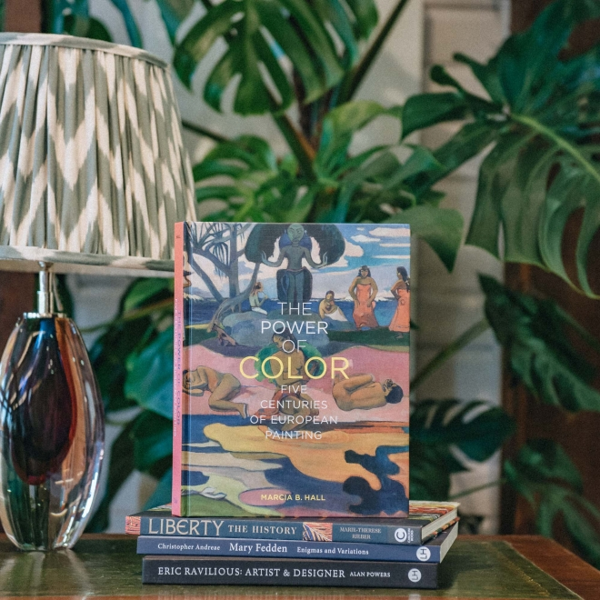 The Power of Color by Marcia B. Hall