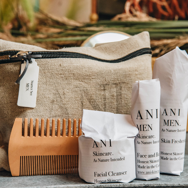 Men's ANI Skincare Starter Set