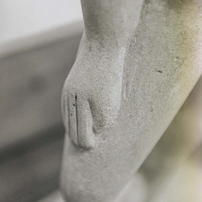 JJames Connolly: Three Graces detail