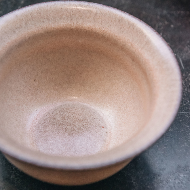 Stoneware Cereal Bowl, Pink