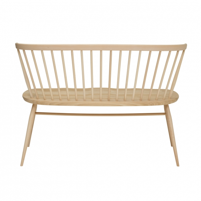 Ercol Original Loveseat back