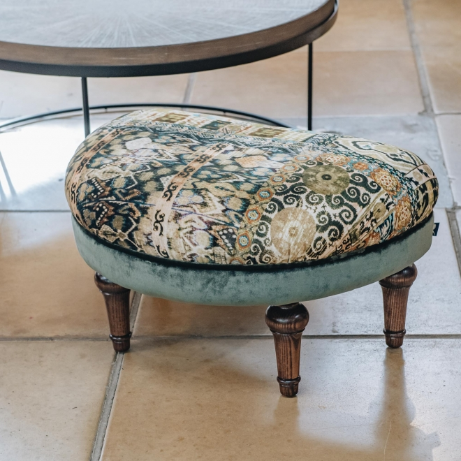 Crawford Stool Rio Olive