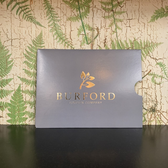£1000 Burford In Store Gift Card