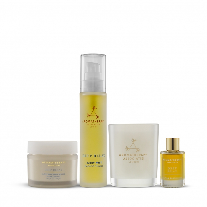 Aromatherapy Associates Moments  of Restful Sleep