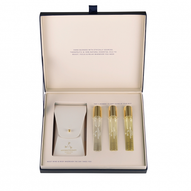 Aromatherapy Associates Moments to Pause Set