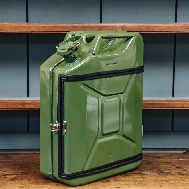 Drinks Bar Jerry Can - Gin and Tonic