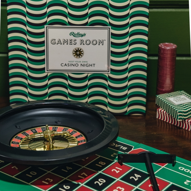 Casino Night Game from ridleys