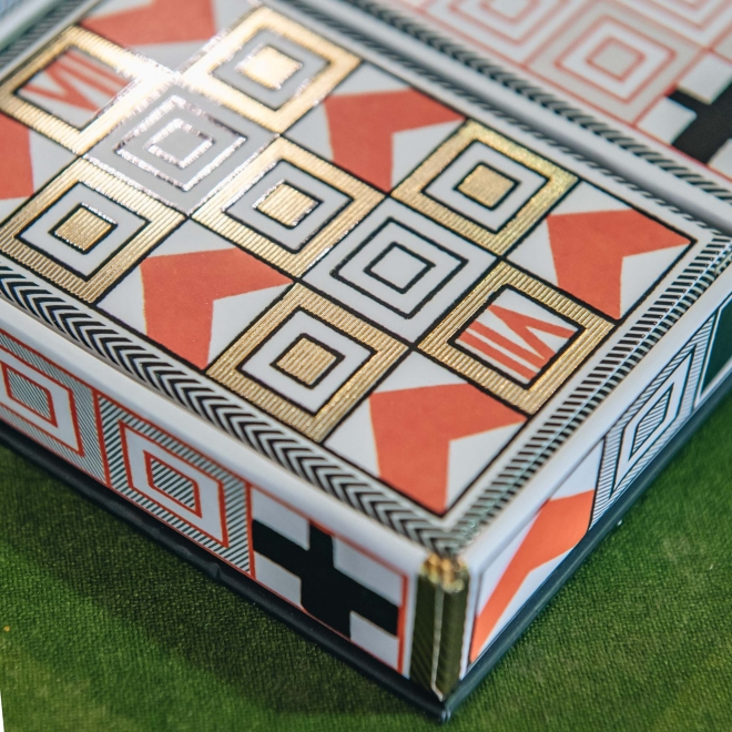 Christian Lacroix Poker Face Playing Cards, detail