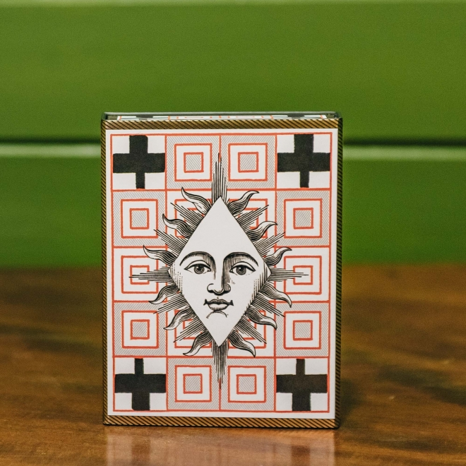 Christian Lacroix Poker Face Playing Cards