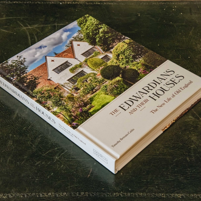 The Edwardians and Their Houses by Timothy Brittain-Catlin