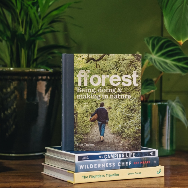 fforest: Being, making and doing in nature