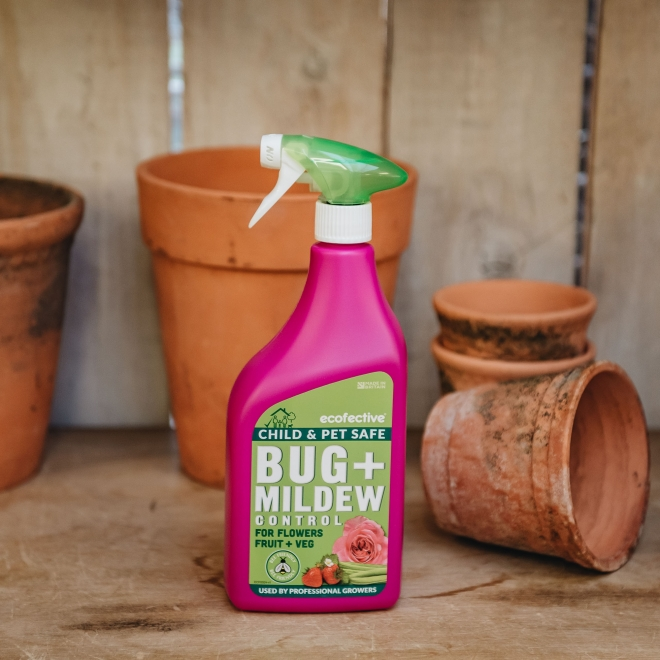 Bee Friendly Bug and Mildew Control