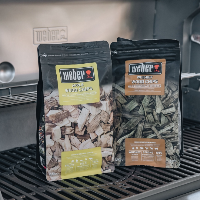 Wood Chips from Weber - Burford Garden Company