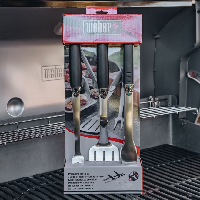 Premium Tool Set from Weber at Burford Garden Company
