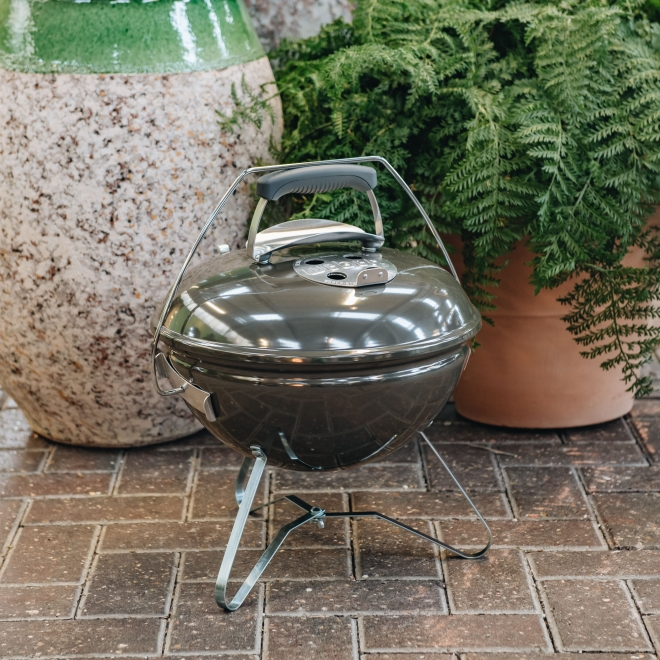 Premium Smokey Joe BBQS - in smoke grey