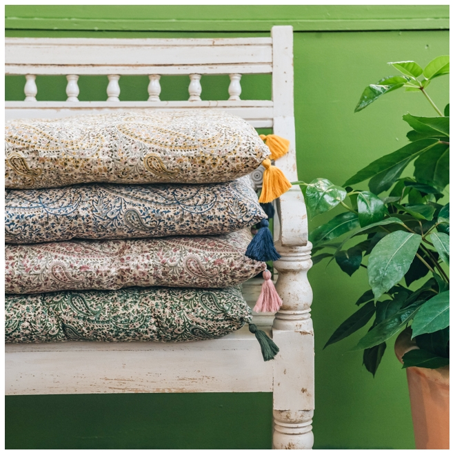 Paisley Mattresses from Burford Garden Company