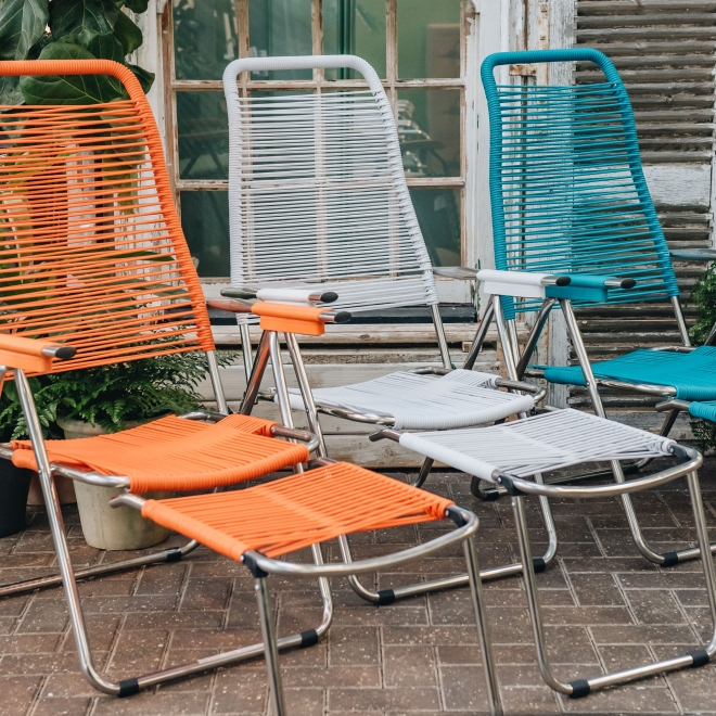 Spaghetti Relaxer Armchairs in all colour options