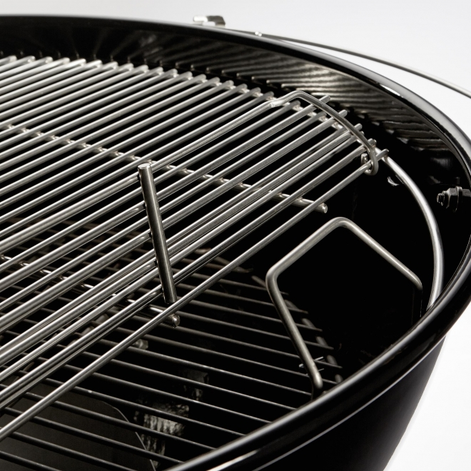 Weber Master-Touch Barbecue – Black
