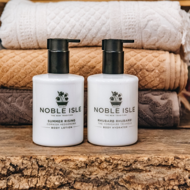 Noble Isle Body Lotions 250ml