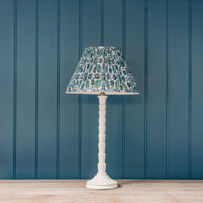 Lisa Table Lamp in Clay