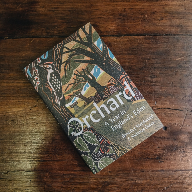 Orchard: A Year in England's Eden, flat