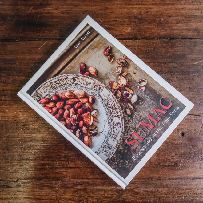 Sumac: Recipes and Stories from Syria, flat