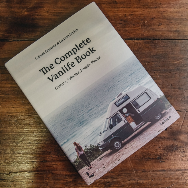 The Complete Vanlife Book, flat