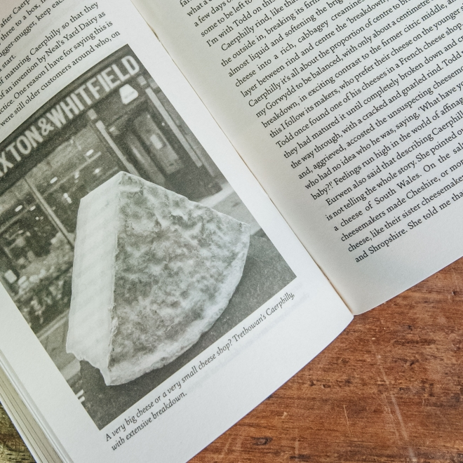 A Cheesemonger's History of The British Isles, preview