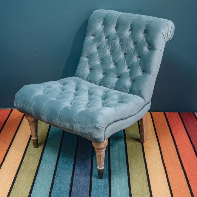Occasional Norton Chair in Jade