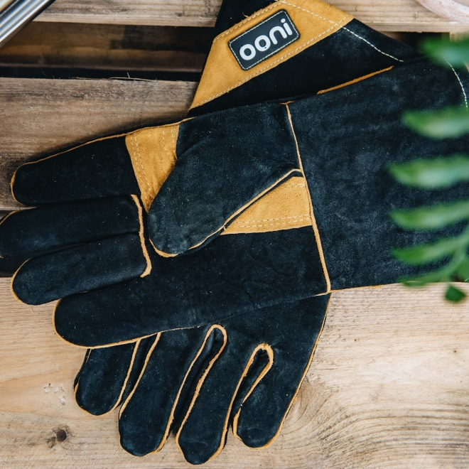 Pro 16 Pizza Oven - supplied oven cooking gloves