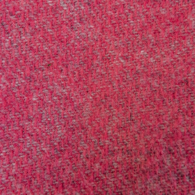 Boa Throw Pink - Swatch Detail