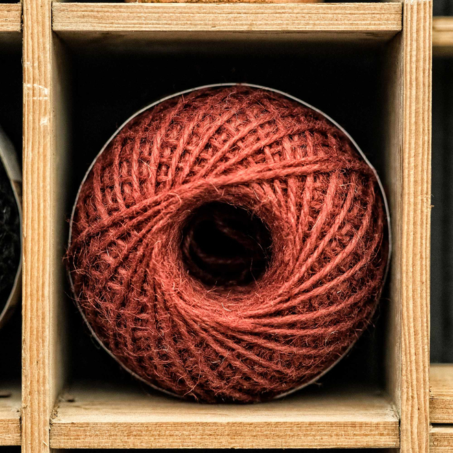 Garden Twine - Small Red