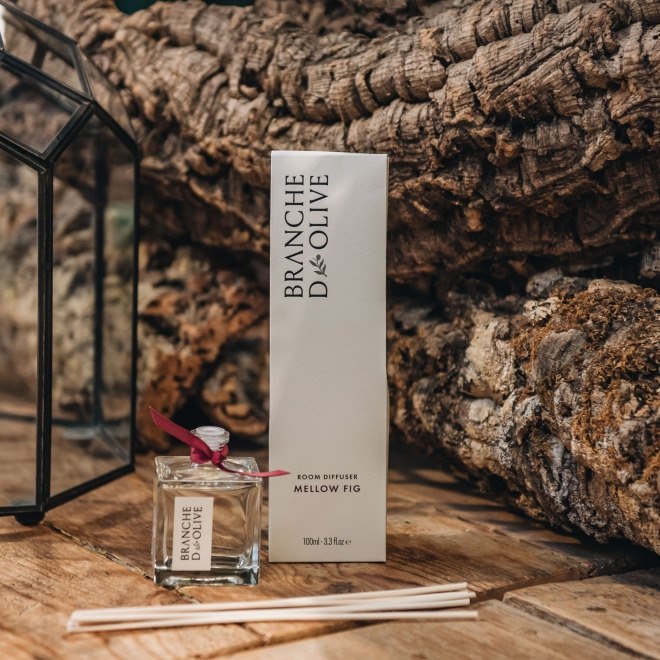 Branche D'Olive Diffusers 100ml - in Mellow Fig