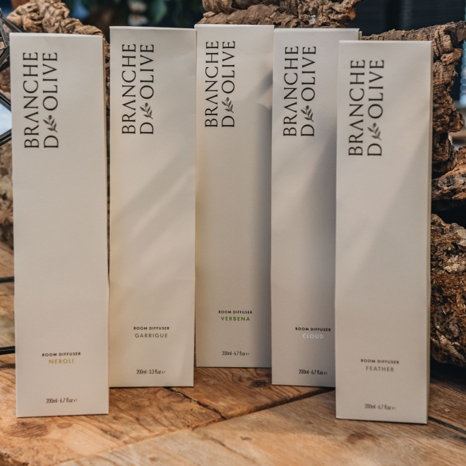 Branche D'Olive Diffusers 200ml