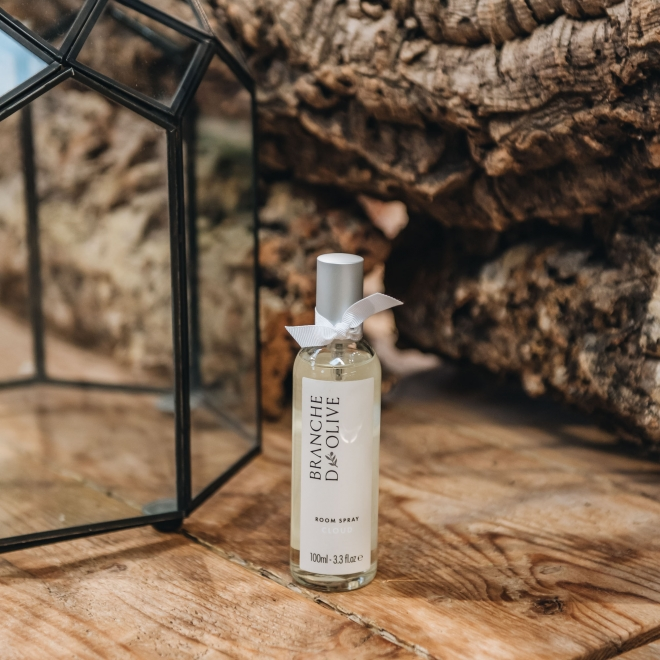 Branche D'Olive Room Sprays - in Cloud